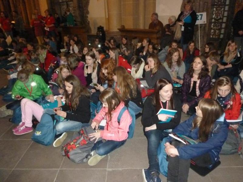 Mädchenchortreffen 2013